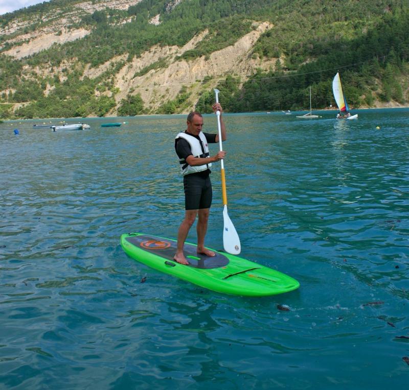 Stage De Stand Up Paddle Dans Le Verdon Club Nautique De Castillon
